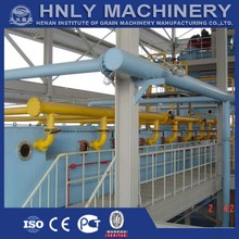 low power and steam consumption long life oil extraction machine