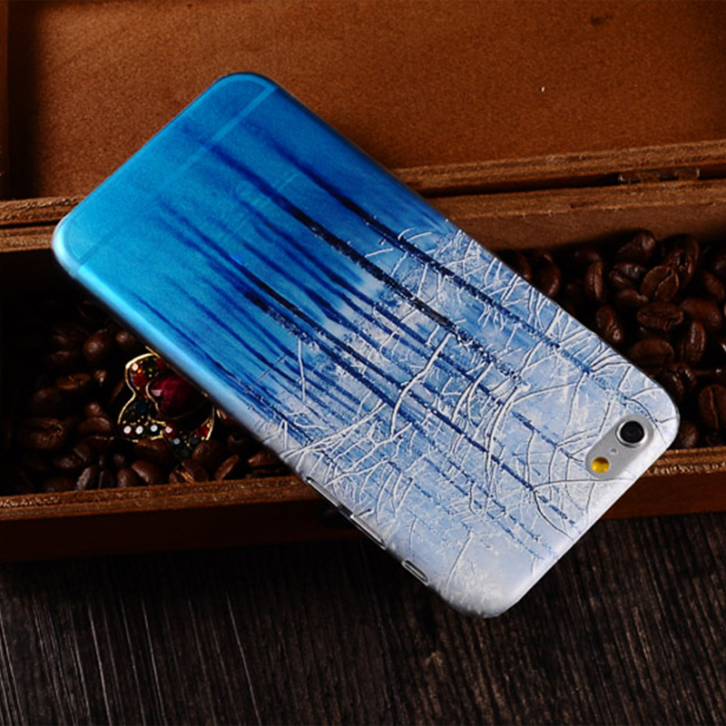 manufacturing customized colorful clear 3D Hard PC Back Phone Case mobile printable phone cover