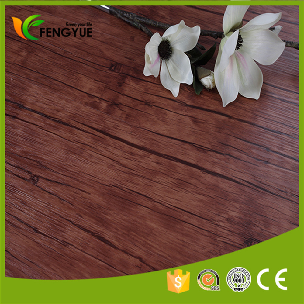 Realistic and High quality marble grain PVC vinyl flooring/2015 Hot Sale Customized PVC Sports Vinyl Flooring Manufacturer