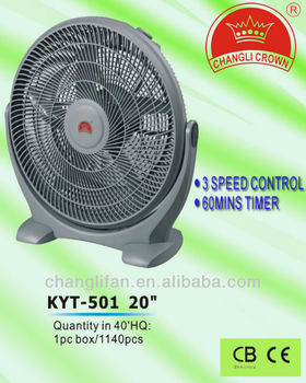 20 inch big box fan