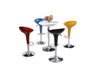 Alibaba express bar table and 4 chairs set