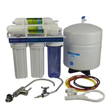 5 stage reverse osmosis home water purifier ro