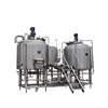 Brewhouse Equipment For Fermenting Micro Brewery Plant Beer Brewing