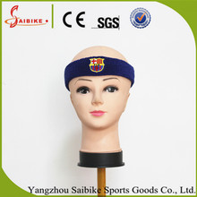 sport terry headbands sweat headband