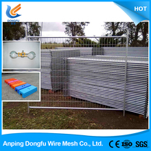 chain link galvanized removable temporary fence,chain link new zealand temporary fence,chain link temporary fence