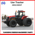4WD big power Chinese farm tractor cheap price 280hp