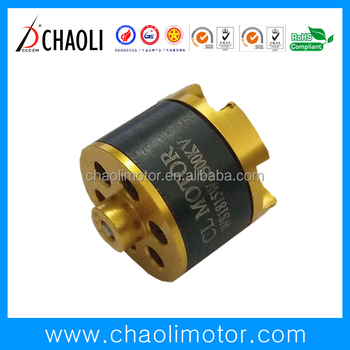 High speed Brushless motor CL-WS1815W minihousing appliances medical equipment