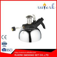 New-pattern Home-used Coffee Boiling Burner Jet Flame and Adjustable Flame Coffee Maker EK-006