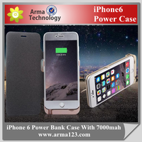New Arrival Portable Power Case Charger for iphone 6 plus from Factory