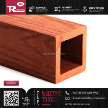 Square Tubes PVC/Chinese Wood Square Tubes RH06B