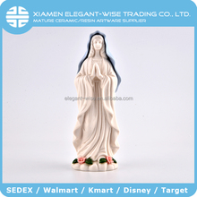 Promotion Cheap handmade ceramic wholesale religious goddess figurine statue