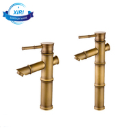 Factory Direct Wholesale Antique Bamboo Faucet