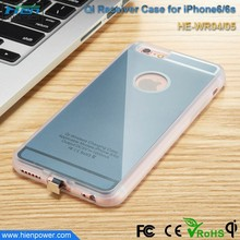 For iPhone 7 6 wireless charging charger case soft TPU qi charging receiver case