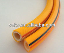 PVC HIGH PRESSURE SPRAY HOSE WITH BRASS FITTINGS