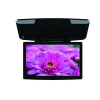 22inch bus monitor system,24v bus coach lcd monitor,roof hanging bus tv monitor