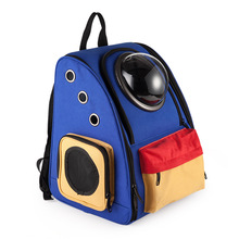 New Design Lightweight Fabric Portable Foldable Expandable Travel Carrier Bag For Small Pet