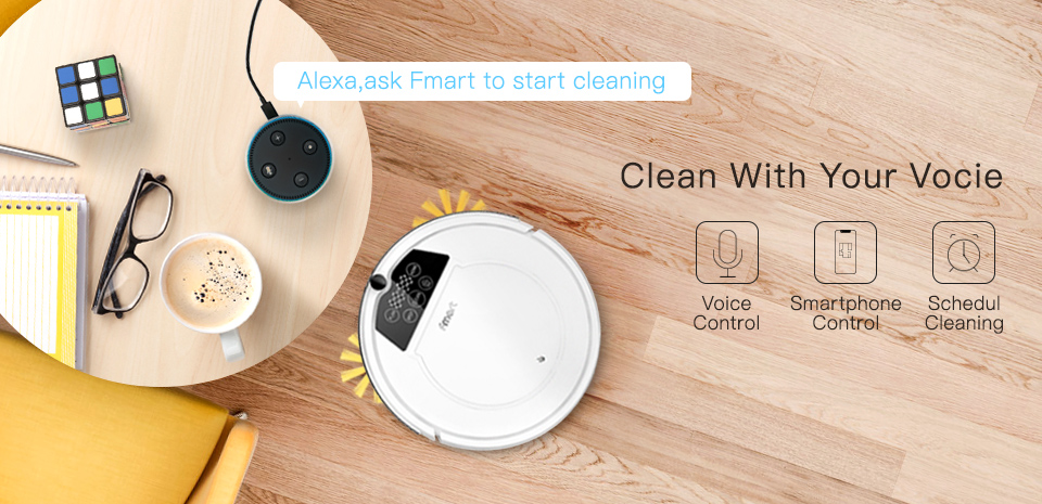 wholesale smart Navigation robot silent cleaning floor automatic vacuum cleaner