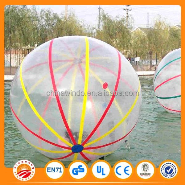 Super Quality Popular Inflatable Water Walking Balloon for Summer Playing