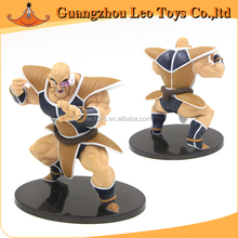 Famous Cartoon Characters Plastic Nappa Anime Action Figure