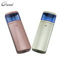 Handheld electric facial mist sprayer mini nano mister for skin moisturizing