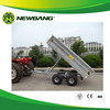 2.5TON Hydraulic Tipping Trailer