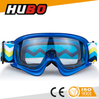 Hot sale children PC lens new arrival MX sports cheap off-road motorcycle goggles