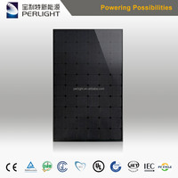 5kw Solar Panel System With Perlight 250W All-Black Solar Panel