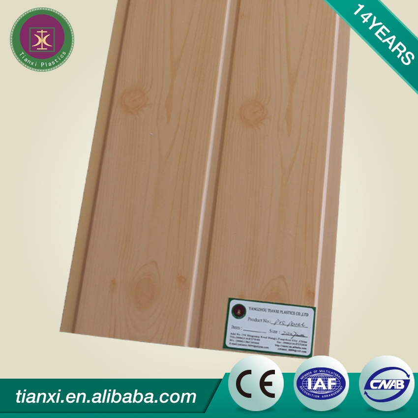 stable quality cladding termite proof pvc ceiling cladding