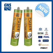 Polyurethane oil resistant silicone sealant for galvanized steel