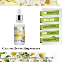 Chamomile skin whitening essence/vitamin c serum for face