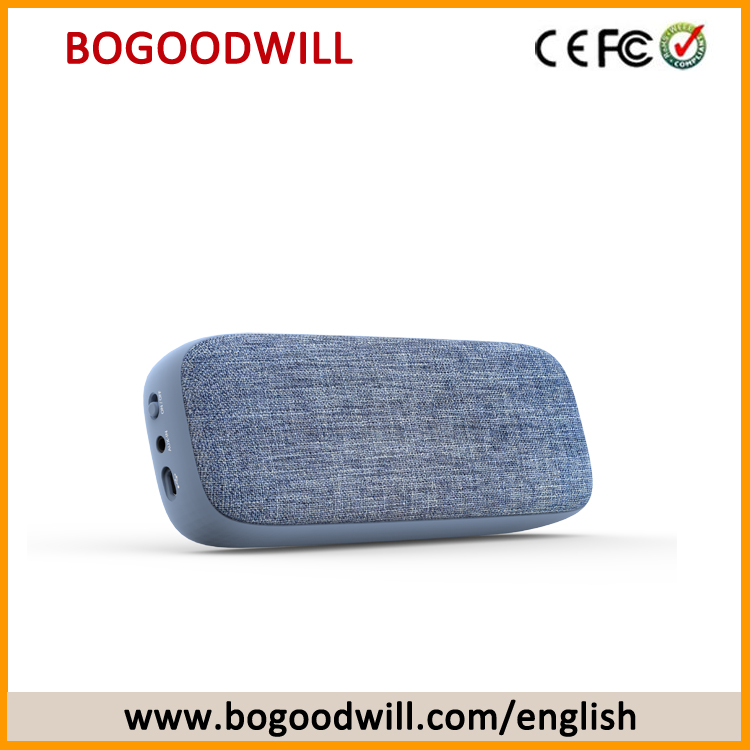 Bogoodwill Wholesales Newest Speaker Bluetooth Fabric six video download for computer