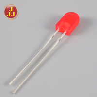 Factory direct sales red appearance orange emitting color led diode