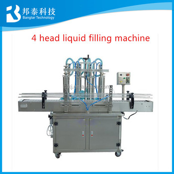 bottle filing machine
