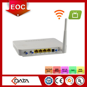 HomePlug AV EOC master Slave with WIFI for Ethernet over Coax