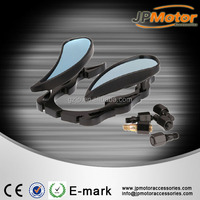 High quality ABS dirt bike pitbike motorcycle universal custom rear view mirrors