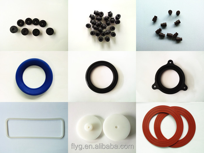 Customized Rubber Parts/Molded Rubber Parts