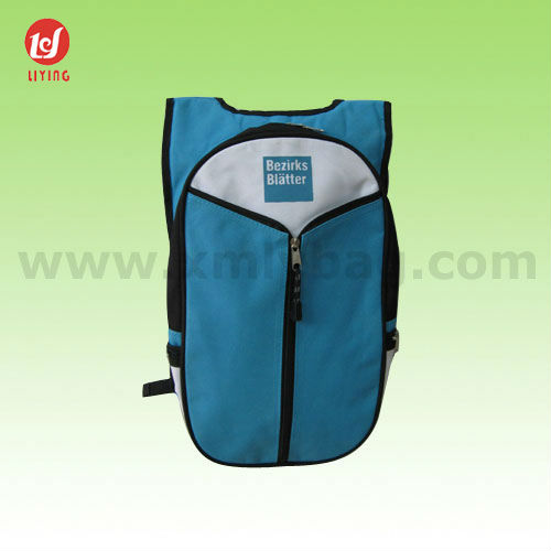 Pro Average Size of 600D Polyester Sport Backpack