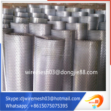 High Quality and good price Aluminum plate sheet /expanded metal mesh stability performance