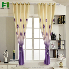 italy fabric hotel amenities curtain fabric in jacquard