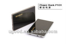 Hot sale universal portable solar power bank 5000 mah ,mobile power bank,power bank