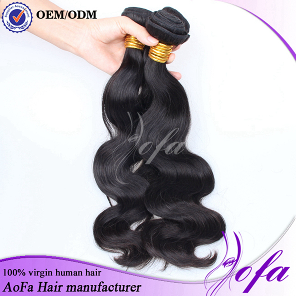 Fashional design indian remy gray hair