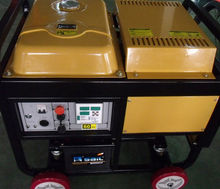 New Product Two Cylinder Air Cooled Diesel Generator-KDF16000XE