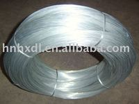 Hot dip zinc coated steel wire for power transmission project