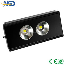 2015 new cob 140W led flood light IP65 Waterproof 90-277V 3 years warranty dc12v 24v led flood light huizhuo lighting