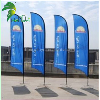 Beautiful High Definition Printing Decorative Outdoor Flags