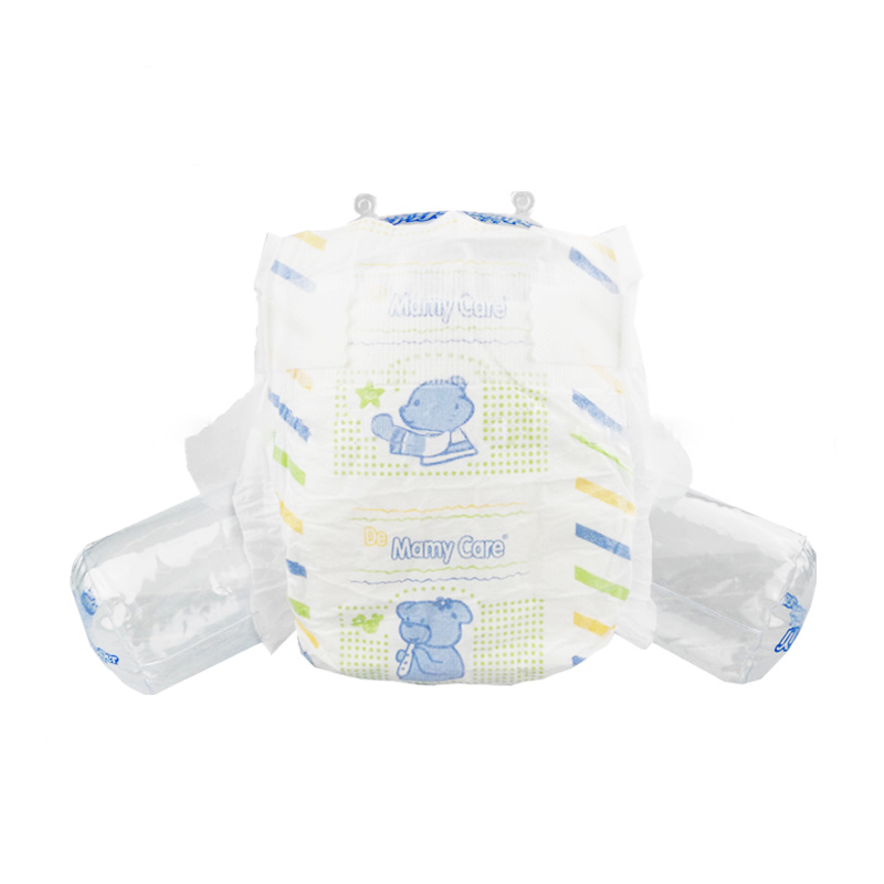 Mamy care OEM supply printed factory disposable baby diaper in turkey