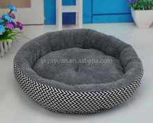 manufacture sales Latest charing small size big dog beds for sale