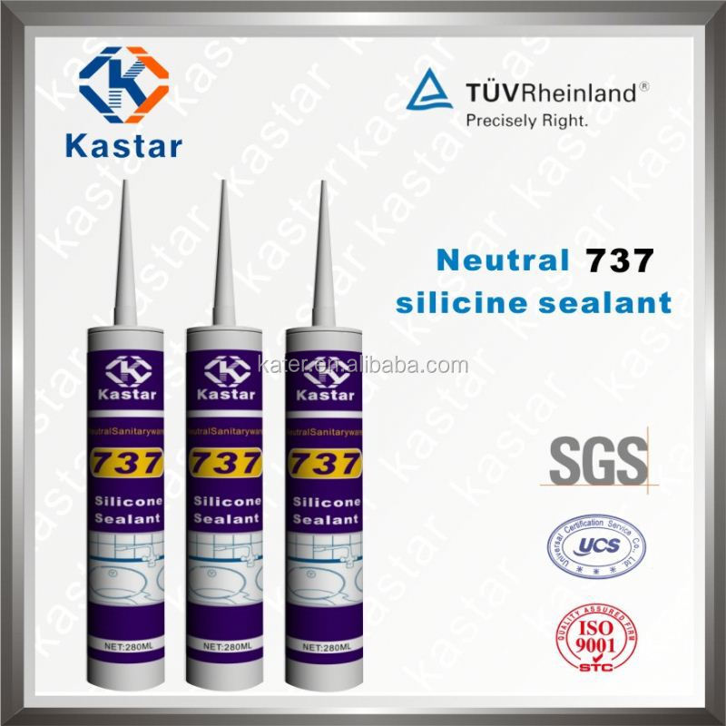 metals silicone sealant,neutral,mildew resistant,high elongation