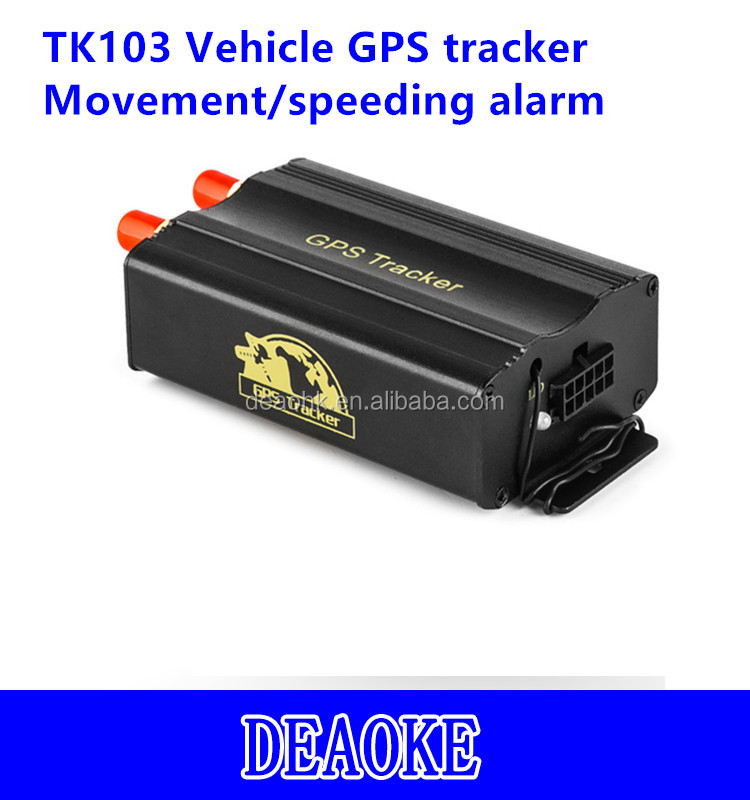 mini newest style gps tracker for motocross bike with easy to installation