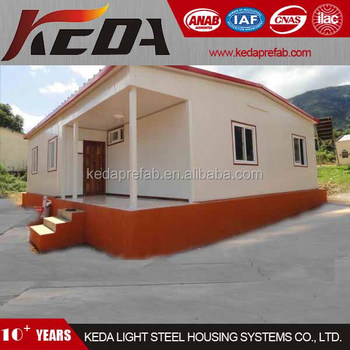 China Cheap Prefab Living Home for Sale as Family House